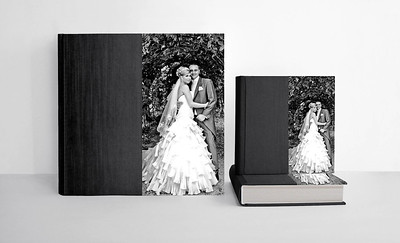 Queensbury Flushmount Wedding Albums for Parents