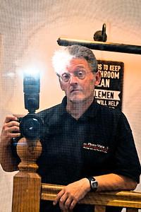 Toastmaster Major John Lambert 13