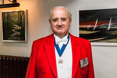 Toastmaster Major John Lambert 03