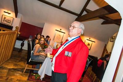 Toastmaster Major John Lambert 08