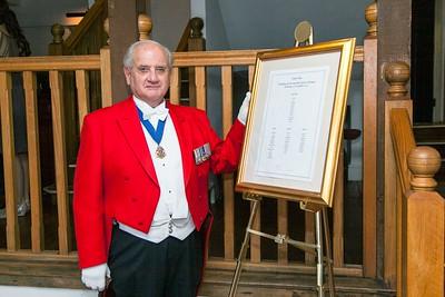 Toastmaster Major John Lambert 10