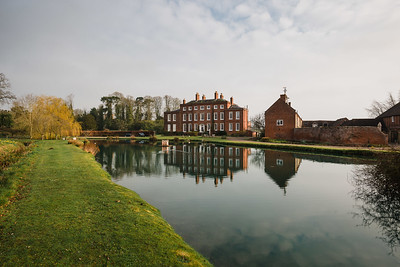 Delbury Hall Wedding Venue