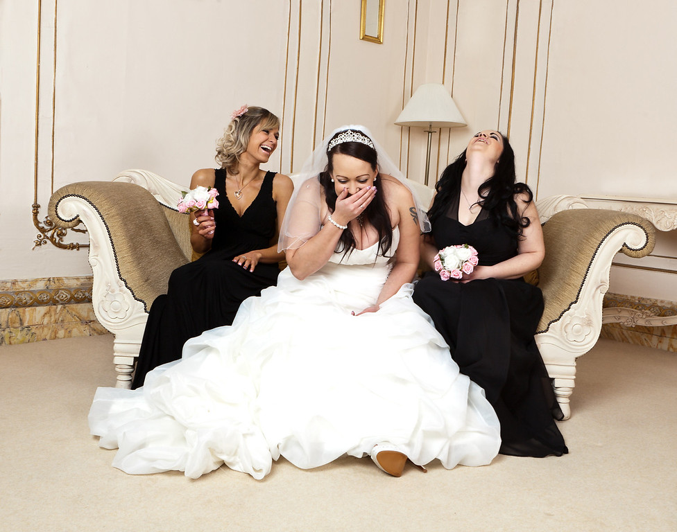 Wedding at Gosfield Hall