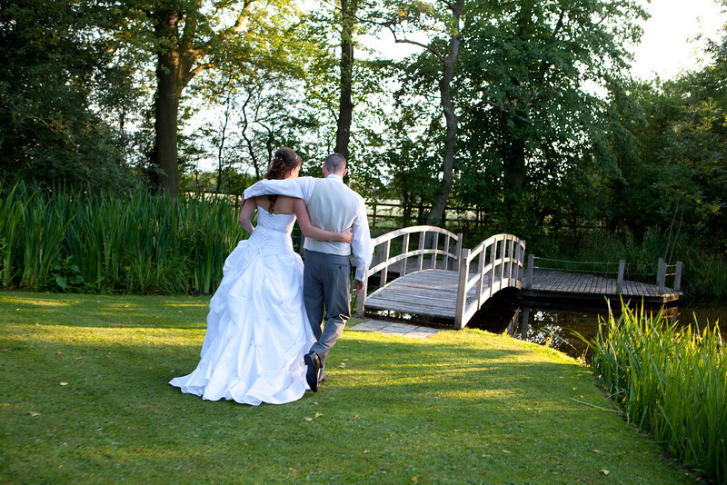 Wedding at Pontlands Park