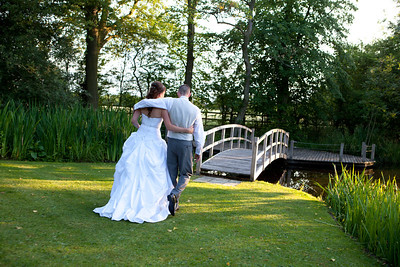 Wedding at Pontlands Park