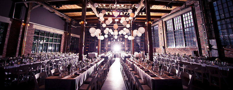 Steam Whistle Brewery Wedding Toronto Ontario