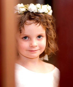 Flower Girl Wedding photography