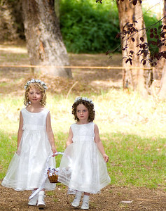 Flower Girls Wedding Photography