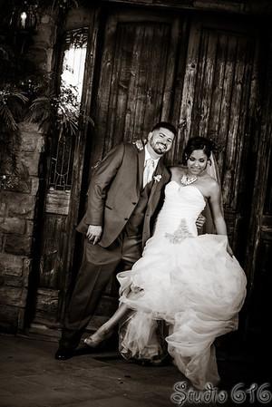 Beatriz & Michael's Phoenix Wedding Photographer - Studio 616 Photography