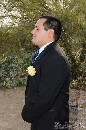 Erica and Gilberto's Phoenix Wedding Photographer