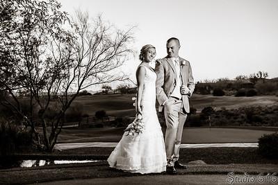 14/05/08 - Jon and Megan's Wedding Anthem Country Club