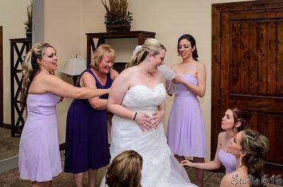 Jaden and Christina's wedding photography Superstition Manor