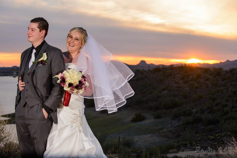Lake Pleasant Wedding Photography Phoenix