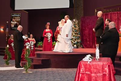 Allen & Sherri Bell Ceremony pictures