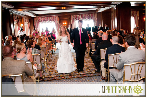 Boston Harbor Hotel Wedding Photography