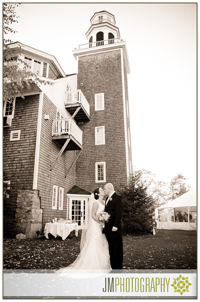 Inn at Mill Falls Church Landing Wedding Photography
