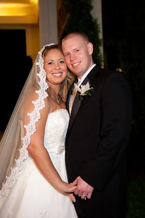 Crystalle & Chris Wedding Photos