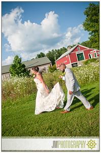 Curtis Farm Wedding Photography | Wilton NH