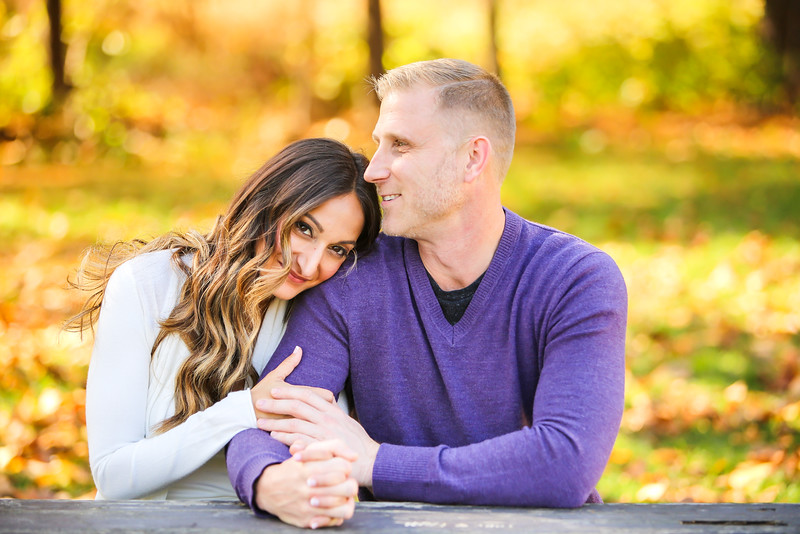 Margarita & Ryan Engagement Session