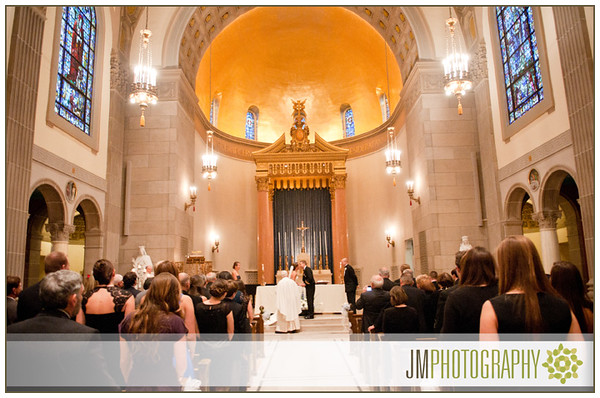 Holy Cross Worcester MA Wedding Photography