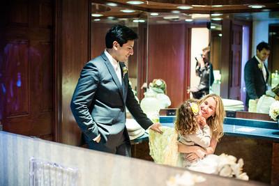 Gemma and Christian Wedding Reception