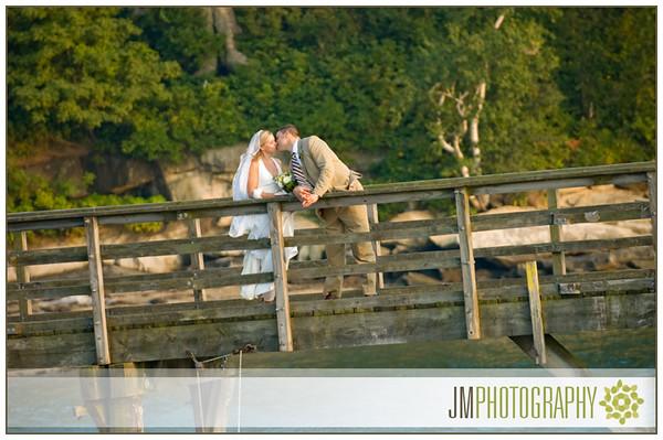 Peaks Island Portland Maine Wedding Photography
