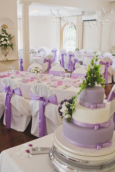 Wedding Reception details_Wallaceville House Wedding Venue