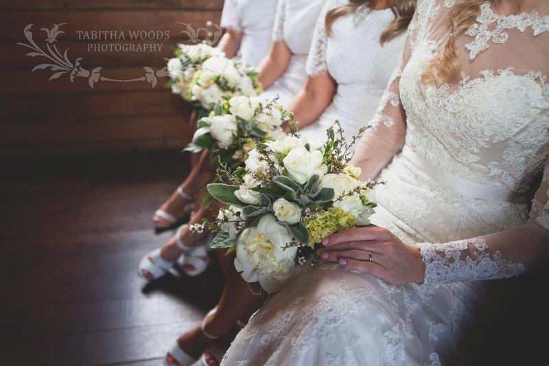Bridal Bouquets-Wallaceville Church