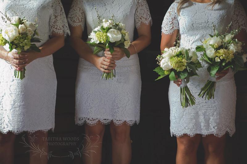 Bridal details -Wallaceville Church