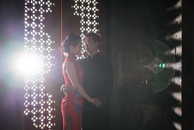 Wang Rui Zhi + Wu Huan