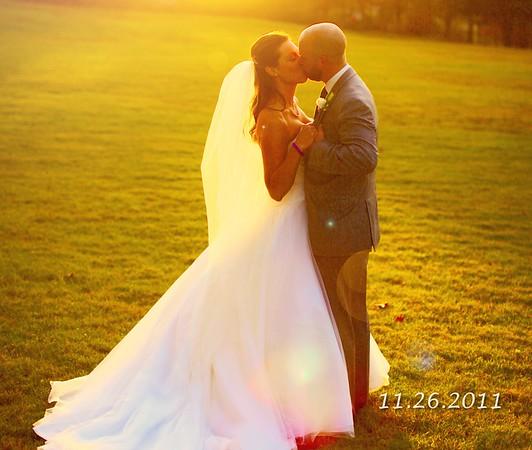 Jackie & Jono 13x11 Wedding Album