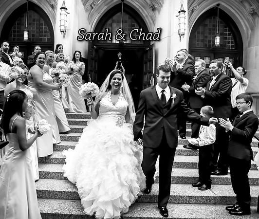 Sarah & Chad 13x11 Wedding Album
