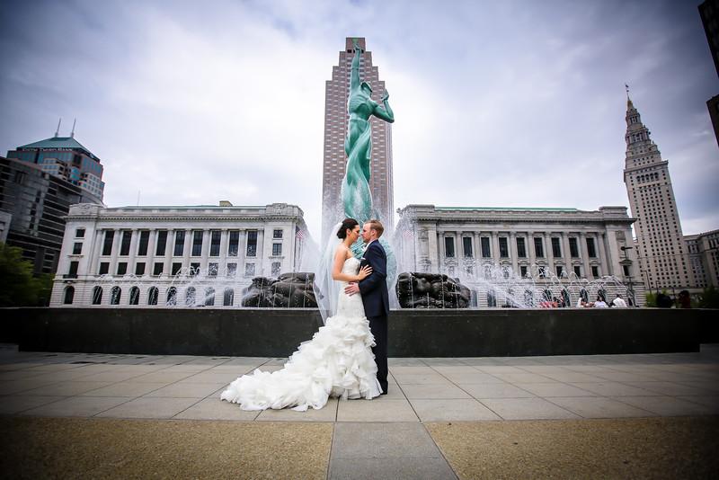 Arianne & Brad Wedding