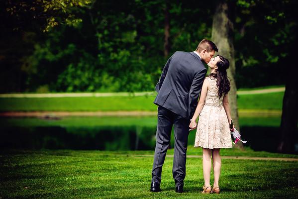 Jamie & Evan Wedding