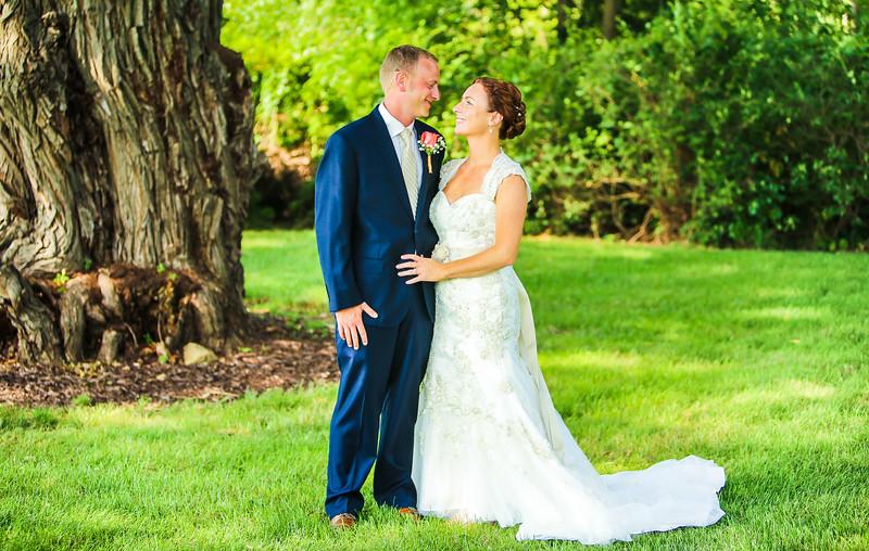Keri & Tyler Wedding
