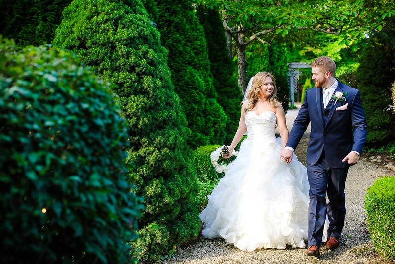 Kristen & William Wedding