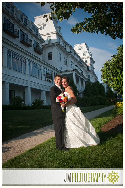 Wentworth by the Sea Portsmouth NH Wedding Photography