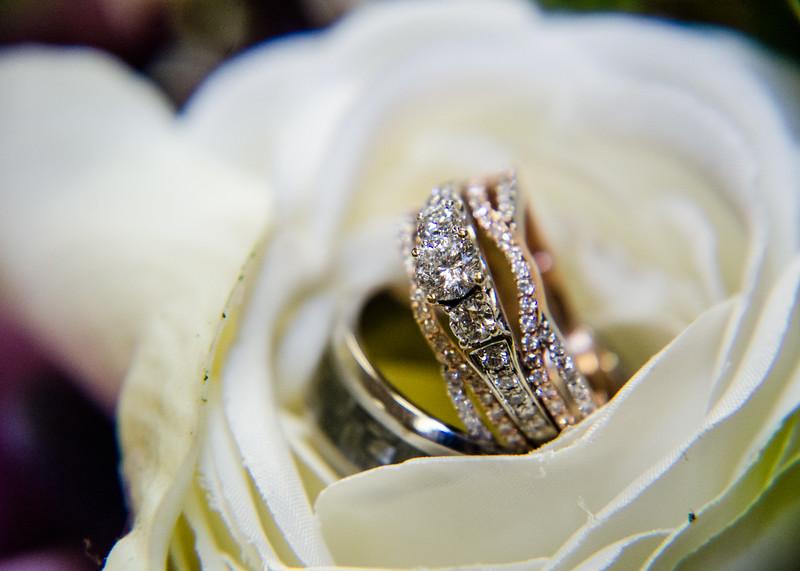 Zamora Wedding rings