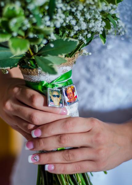 Loftus wedding Flowers