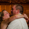 Loehrs wedding bride and groom dancing