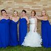 Danielson wedding bridesmaids