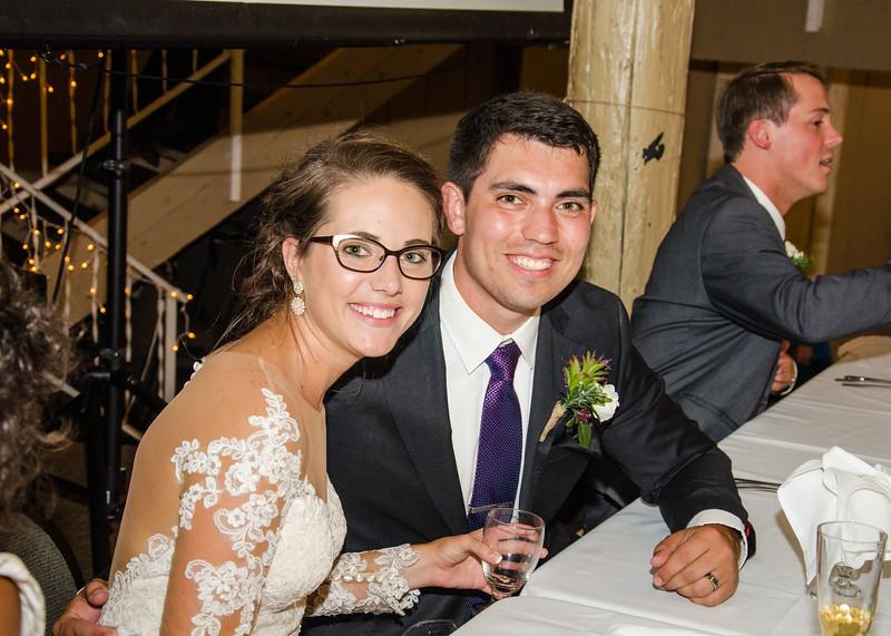 Zamora wedding reception