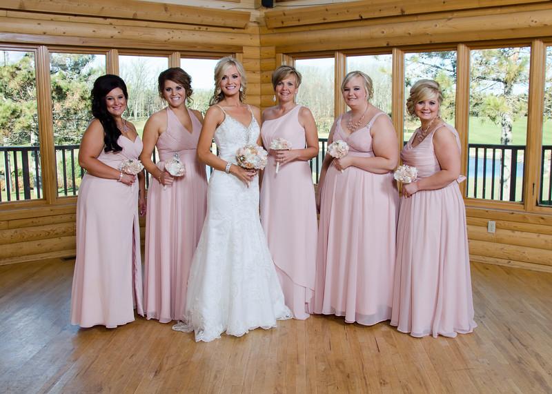 Peyton wedding Bridesmaids