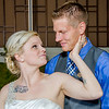 Kodet wedding bride and groom