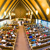 Kodet wedding church