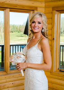 Bridal photography at thumper pond