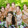 Zamora wedding bridesmaids
