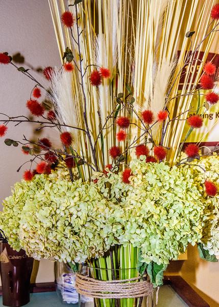 Treadway wedding flowers