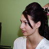 Wiskus wedding brides hair