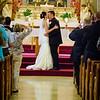 Wiskus wedding first kiss